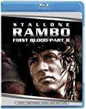 Rambo - First Blood Part II [Blu-ray]