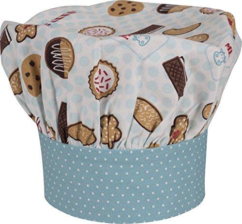 Handstand Kitchen Child's 'Milk and Cookies' Chef's Hat