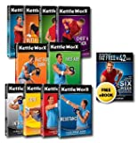 51TeY5NCzXL. SL160  Kettleworx Ultra 10 DVD set   Six Week Body Transformation