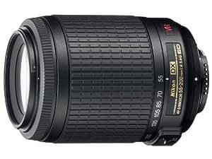 Nikon AF-S DX VR 55-200 mm f/4-5.6 G IF ED Zoom téléobjectif stabilisé