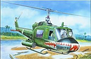 UH-1C Huey Gunship Helicopter 1/72 Italeri by Italeri