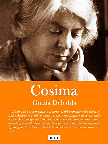 Grazia Deledda - Cosima (RLI CLASSICI) (Italian Edition)