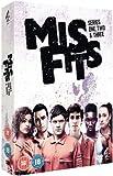 Misfits - Series 1-3 [DVD]