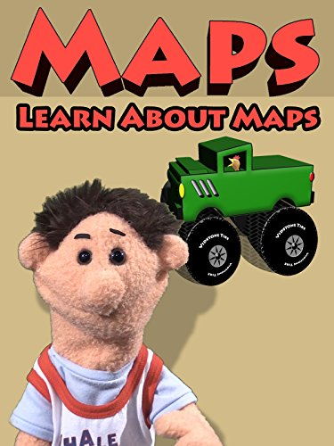Learn About Maps on Amazon Prime Video UK