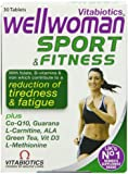 Vitabiotics Wellwoman Sport and Fitness 30 Tablets
