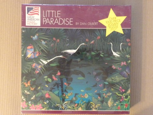 Jigsaw Puzzle: Little Paradise by Dan Gilbert