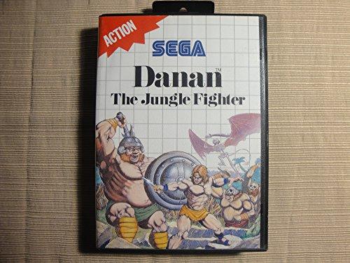Danan: The Jungle Fighter