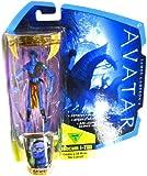 James Cameron's Avatar Movie 3 3/4 Inch Na'vi Action Figure Akwey Na'Vi Avatar