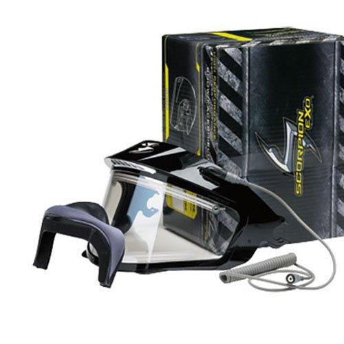 Scorpion Exo-900 Electric Helmet Shield Kit