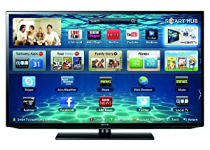 Samsung UE40EH5300 40-inch Full HD 1080p Smart LED TV, Wi-Fi Ready