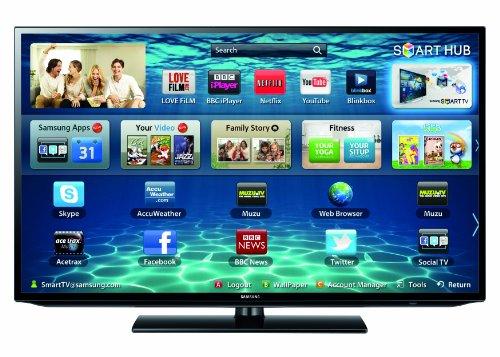 Samsung UE46EH5300 Full HD 1080p Smart LED TV with Wi-Fi functionality (New for 2012)