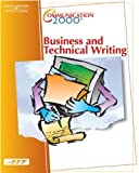 img - for Communication 2000: Business and Technical Writing (with Learner Guide and CD-ROM Study Guide) by Instructional Technology (AIT) Agency for (2001-12-21) Paperback book / textbook / text book