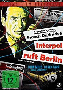 Francis Durbridge: Interpol ruft Berlin (The Vicious Circle) - Atemberaubender Kriminalfilm (Pidax Film-Klassiker)