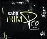 New Saba Trim Pro Weight Loss Supplements Trial Packs - 30 Count