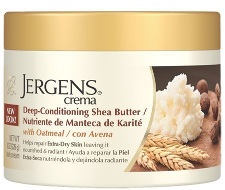 Jergens Crema Deep-Conditioning Cream, Oatmeal, 8 Ounce (Oatmeal Cream compare prices)