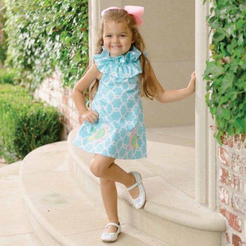 Mud Pie Little Chick Dress 12-18Mths front-528234