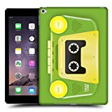 Head Case Designs Audio Player Toy Gadgets Protective Snap-on Hard Back Case Cover for Apple iPad Air 2