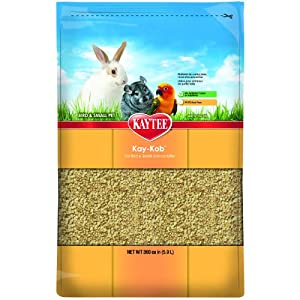 Kaytee Kay Kob Bedding and Litter Pad for Pets, 360 Cubic Inch