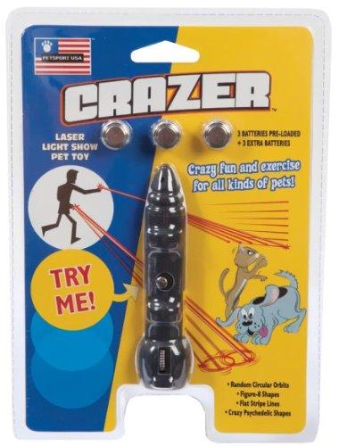 Picture PetSport Crazer Laser Light Show Toy