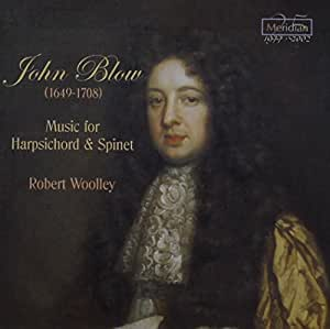 Blow: Music for Harpsichord &