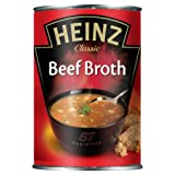 Heinz Classic Beef Broth 400 g (Pack of 24)