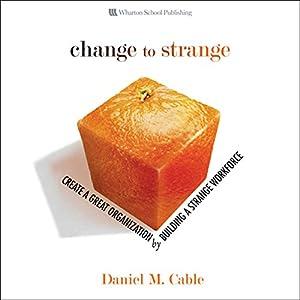 Change to Strange Audiobook