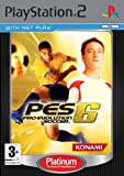 Pro Evolution Soccer 6 Platinum (PS2)