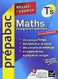 Prépabac maths terminale S enseignement obligatoire...