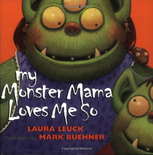 My Monster Mama Loves Me So front-763138