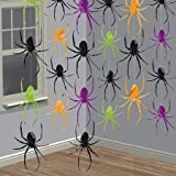 Hängegirlanden Spinnendeko