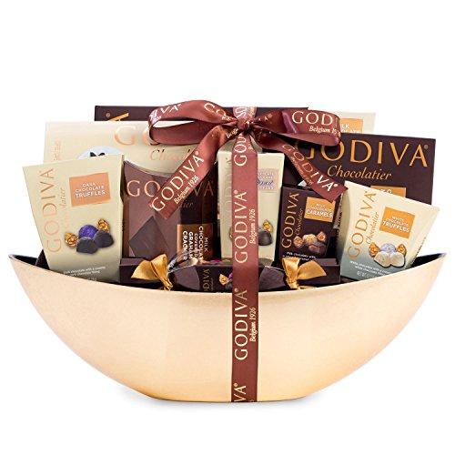 Godiva Chocolatier Gift Basket