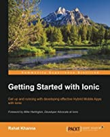 Getting Started with Ionic Front Cover