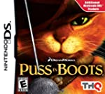 PUSS IN BOOTS NDS - Nintendo DS Stand...