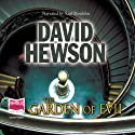 The Garden of Evil Audiobook by David Hewson Narrated by Saul Reichlin