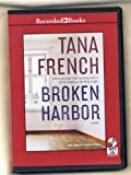 Broken Harbor by Tana French Unabridged MP3 CD Audiobook (The Dublin Murder Squad Series)