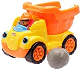 Mattel R6075 Fisher Price Little People - Rumblin' Rocks Dum Truck by Mattel