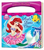 Ariel's Dance Class (Disney Princess) (a Golden Go-Along Book)
