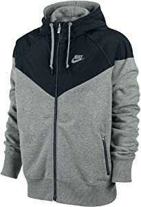 nike sweat shirt veste jacket windrunner fz hoody taille xxxl chaussures. Black Bedroom Furniture Sets. Home Design Ideas