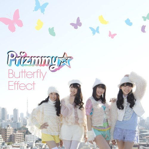 Butterfly Effect[CD+DVD]