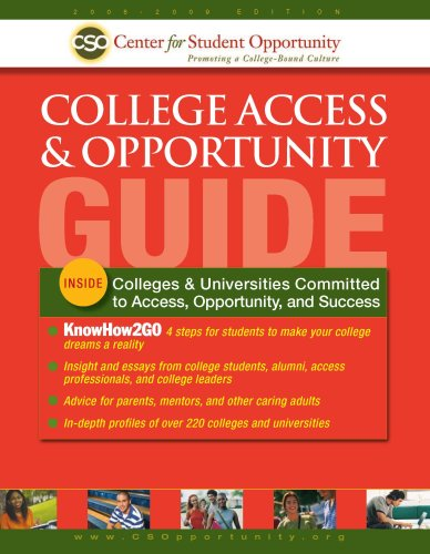 College Access & Opportunity Guide