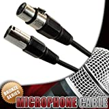 Tiger 10m Bronze Quality Microphone Cable