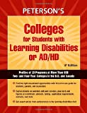 Colleges for Students with Learning Disabilities or AD/HD