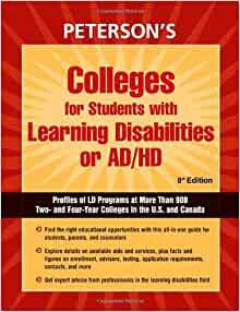 Books for students with learning disabilities