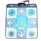 ViCreate Non-slip Dance Revolution Dancing Pad Mat for Nintendo Wii GameCube NGC DDR Game