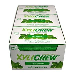 Xylichew Xylichew Spearmint 24 Pack