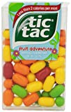 Tic Tac Big Pack Fruit Adventure (Pack of 12)