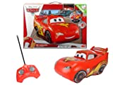 Dickie Toys RC Inflatable Cars Lightning McQueen - juguetes de control remoto (AA, 1 x PP3)