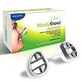WoodyKnows Super Defense Nasenfilter Reduzieren Pollen