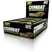 Muscle Pharm Combat Crunch Bars Chocolate Cake (12 Count)