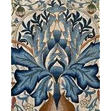 The artichoke textile, by William Morris (V&A Custom Print)
